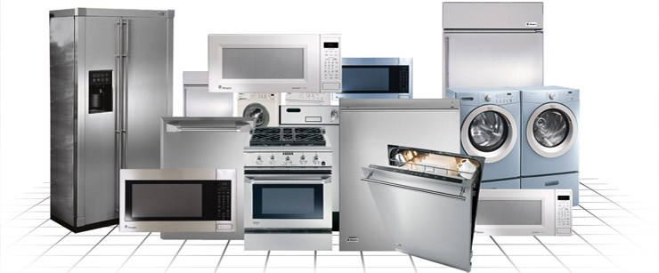 new or use appliances