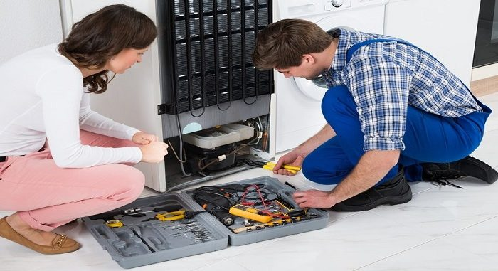 used appliance maintenance