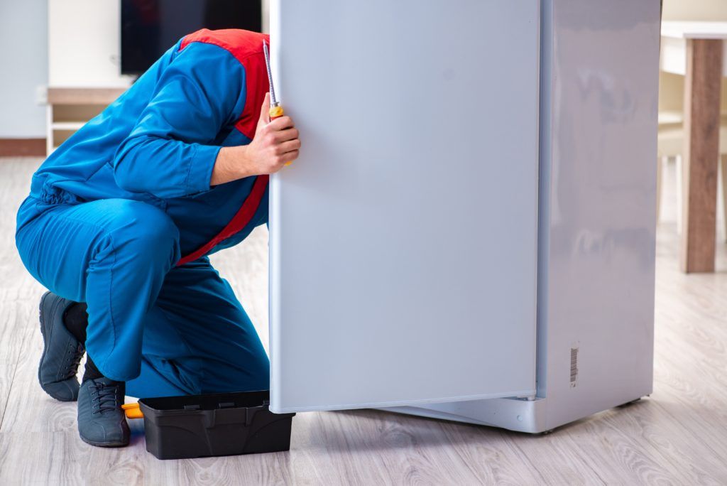 Refrigerator repair in Tampa and Tampa Bay