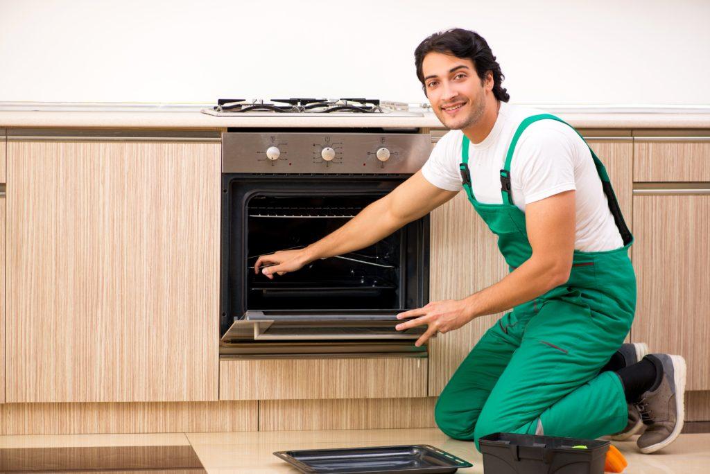 Gas stove repair and electric oven repair in Tampa and Tampa Bay