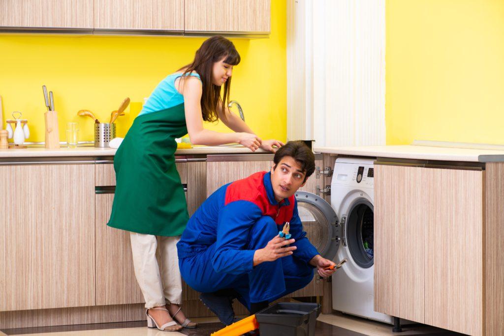 Washer repair and dryer repair in Tampa and Tampa Bay