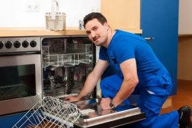 Dishwasher repair in Tampa, FL